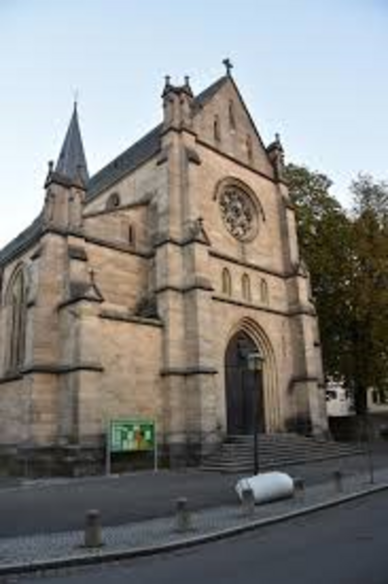 St. Johannes, Tübingen Kroatische Katholische Gemeinden Sv